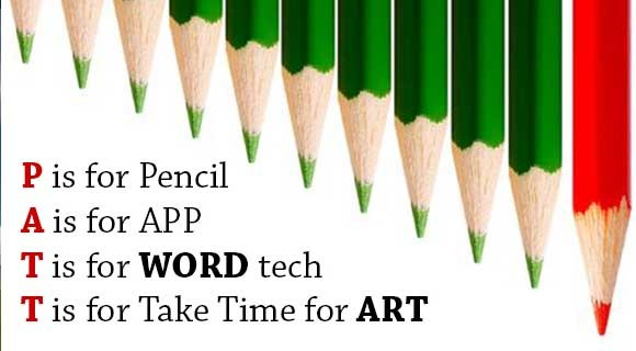 Patt's Word Art | Poetry in Art
